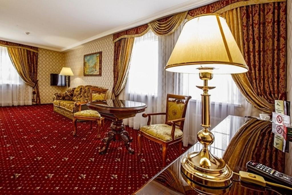 Отель Любуж - фото №4