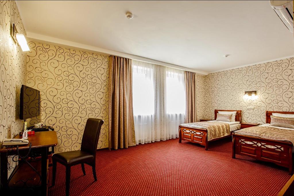 Отель Любуж - фото №12