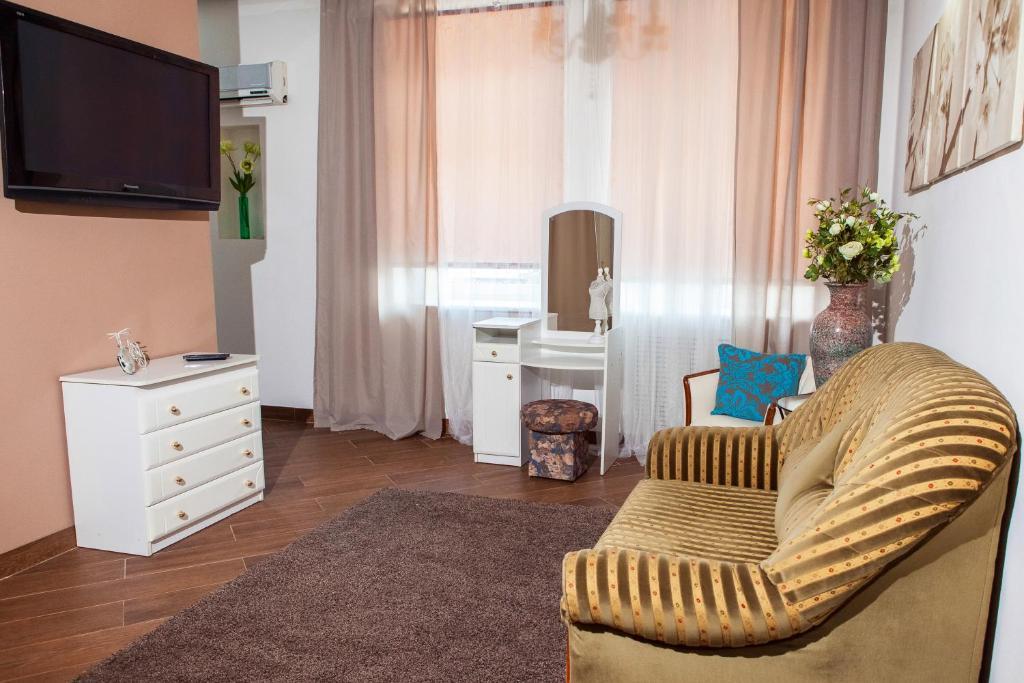 Отель На Комсомольской - фото №14