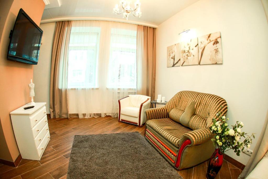 Отель На Комсомольской - фото №9