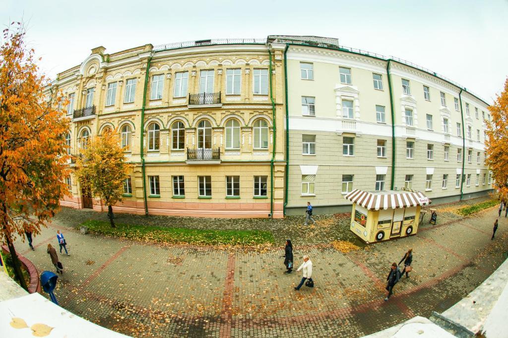Отель На Комсомольской - фото №29