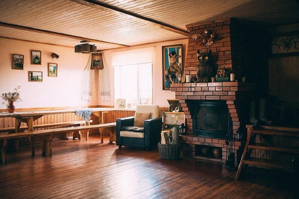 Отель Серая шейка - фото №5