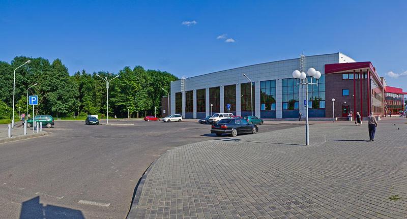 Отель Дворец гимнастики - фото №2