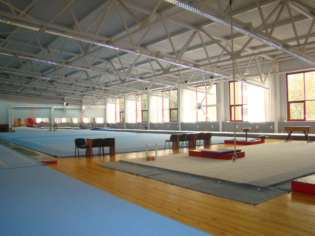 Отель Дворец гимнастики - фото №27