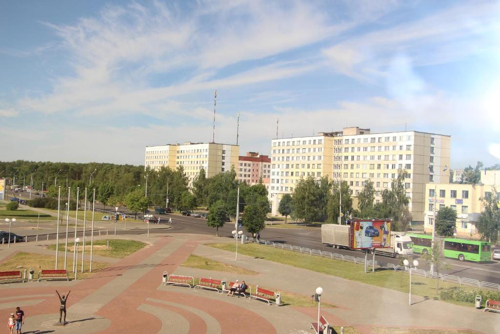 Отель Дворец гимнастики - фото №32