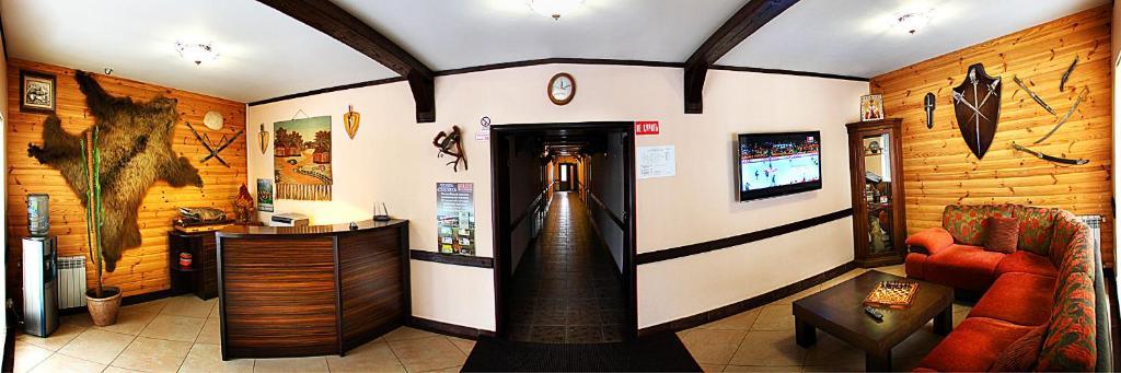 Отель Куркуля - фото №18