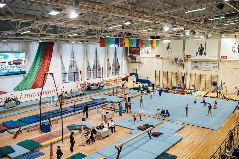 Отель Дворец гимнастики - фото №14