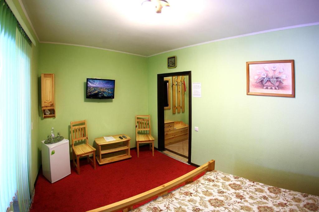 Отель Куркуля - фото №35
