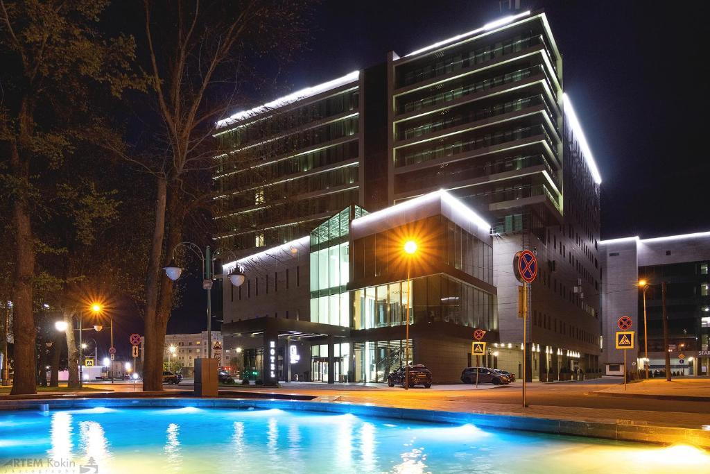 Отель Hotel ATRIUM - фото №18