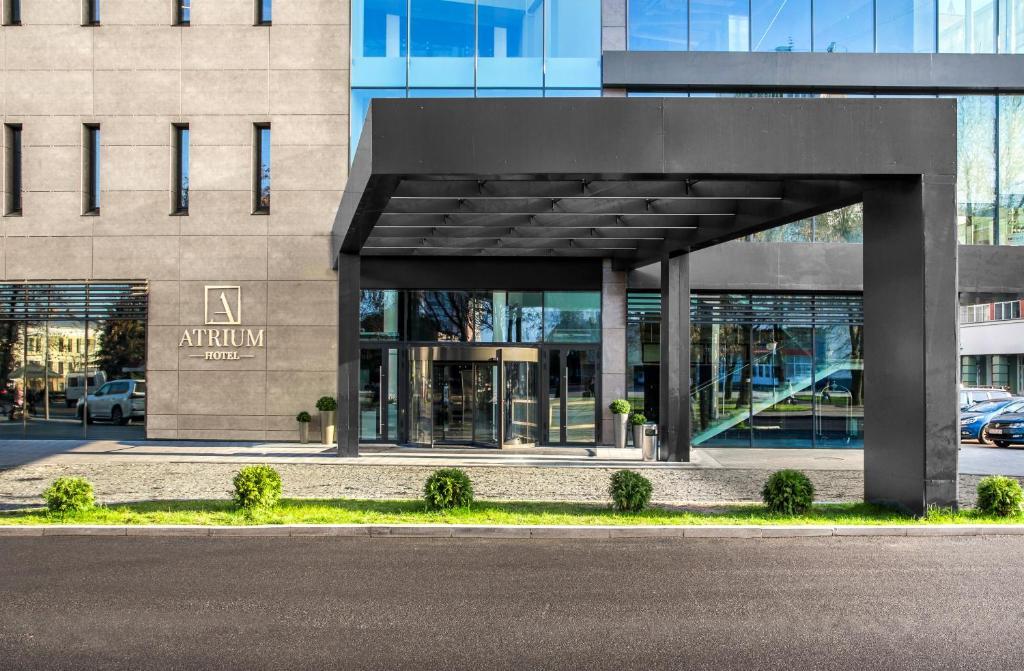 Отель Hotel ATRIUM - фото №13