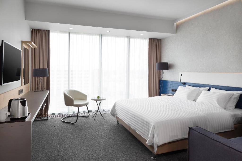 Отель Hotel ATRIUM - фото №36