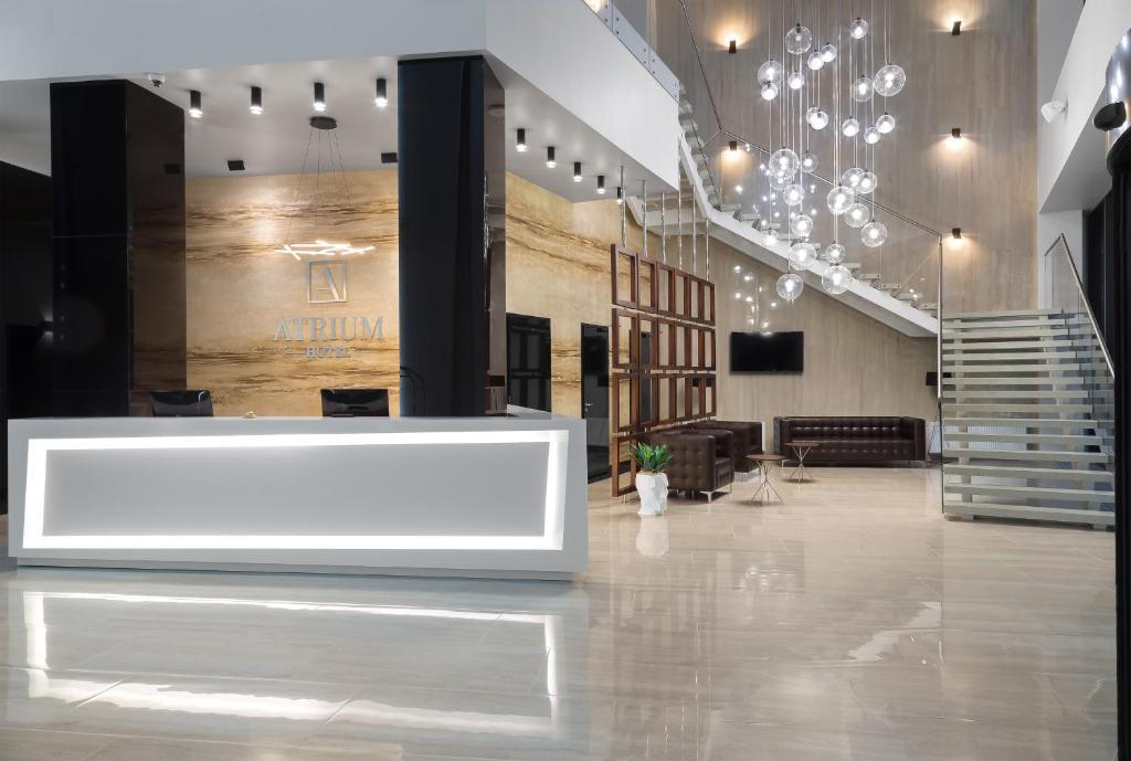 Отель Hotel ATRIUM - фото №28