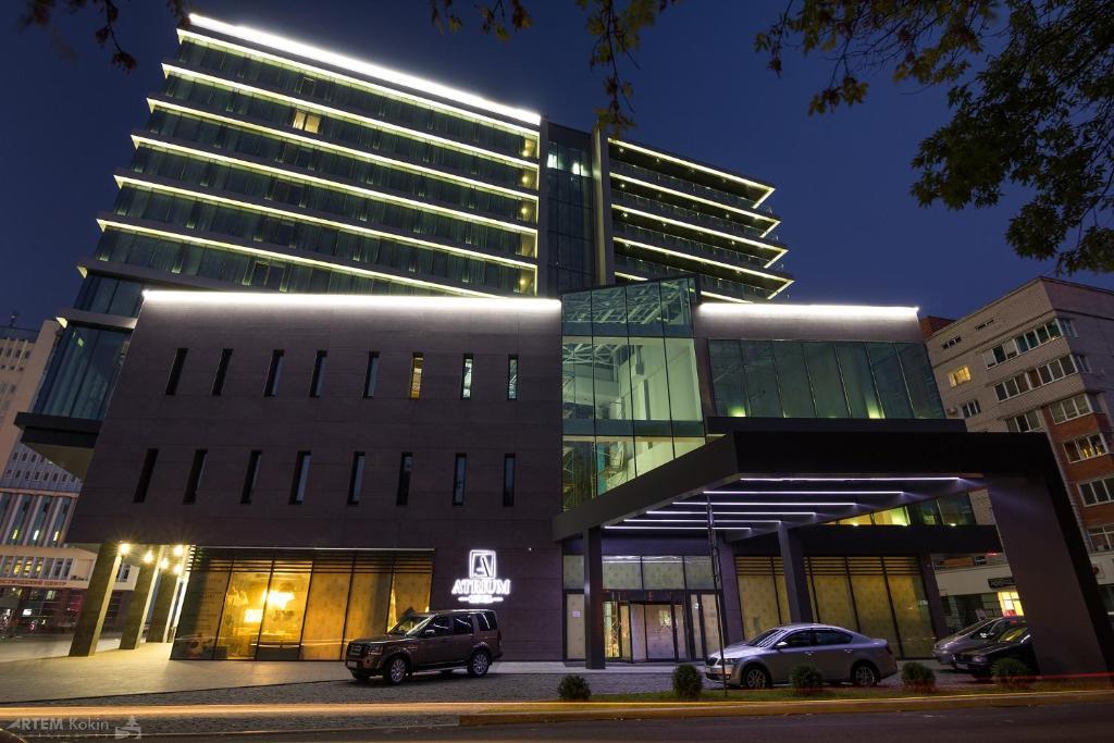 Отель Hotel ATRIUM - фото №60
