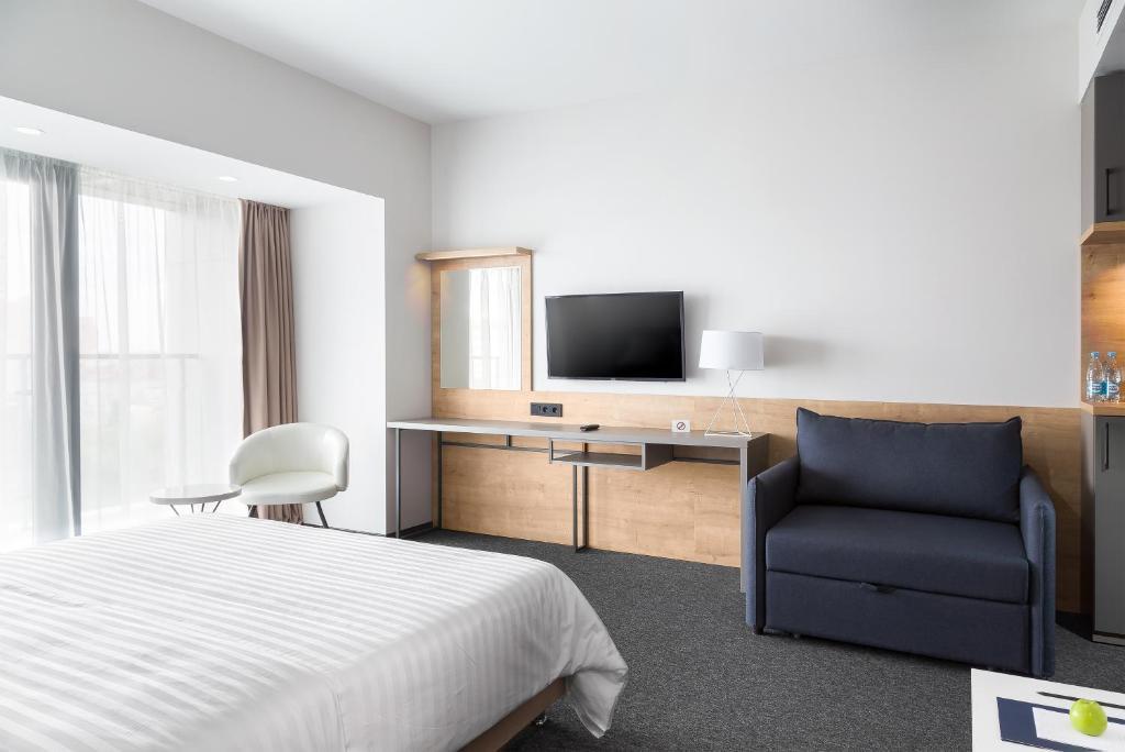Отель Hotel ATRIUM - фото №79