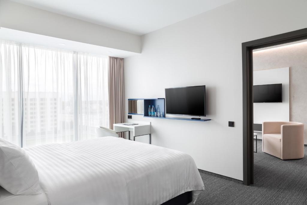 Отель Hotel ATRIUM - фото №74