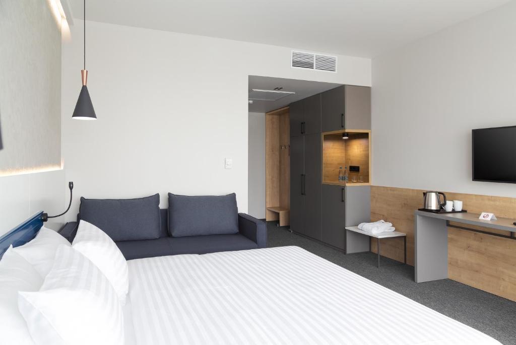 Отель Hotel ATRIUM - фото №77