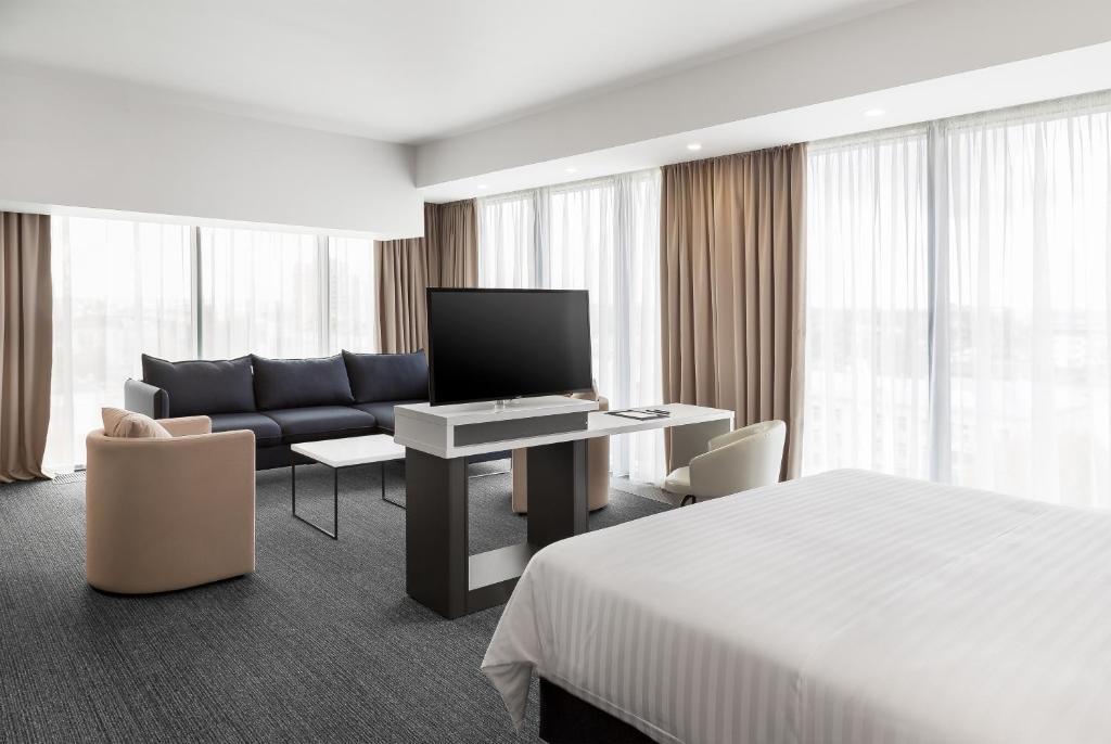 Отель Hotel ATRIUM - фото №14