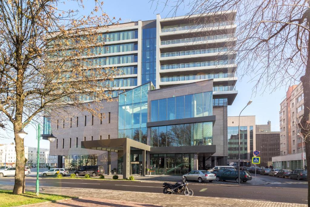 Отель Hotel ATRIUM - фото №19