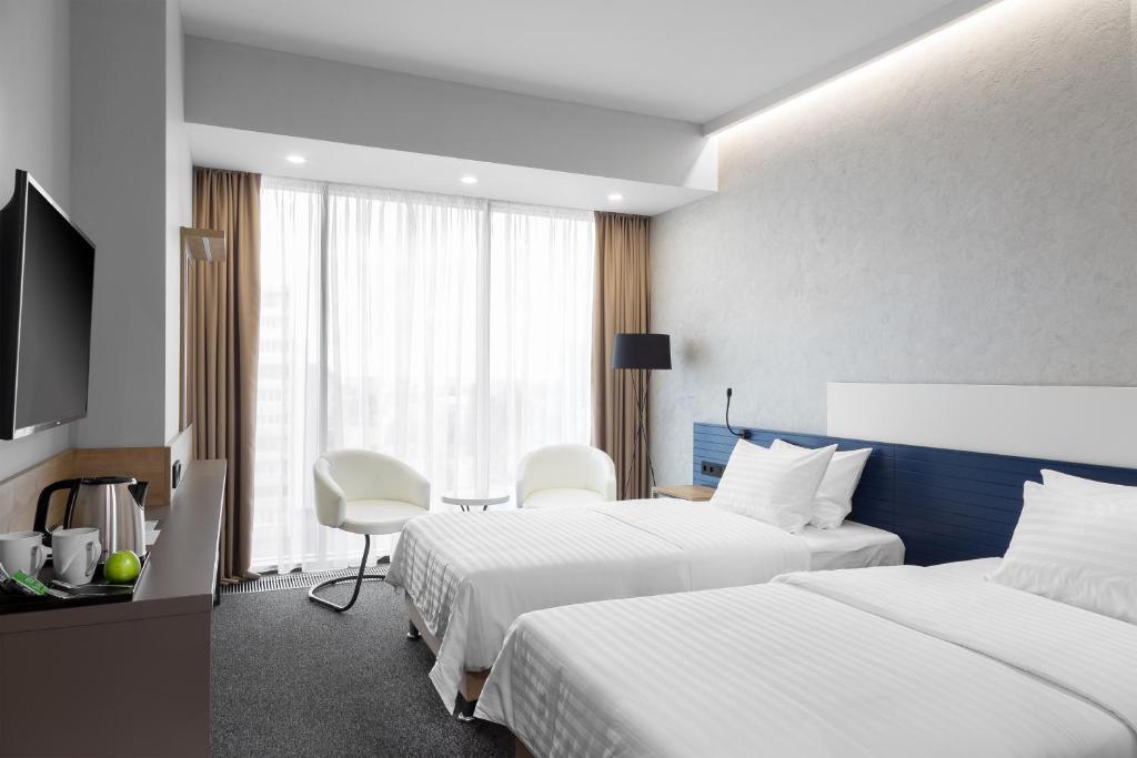 Отель Hotel ATRIUM - фото №80