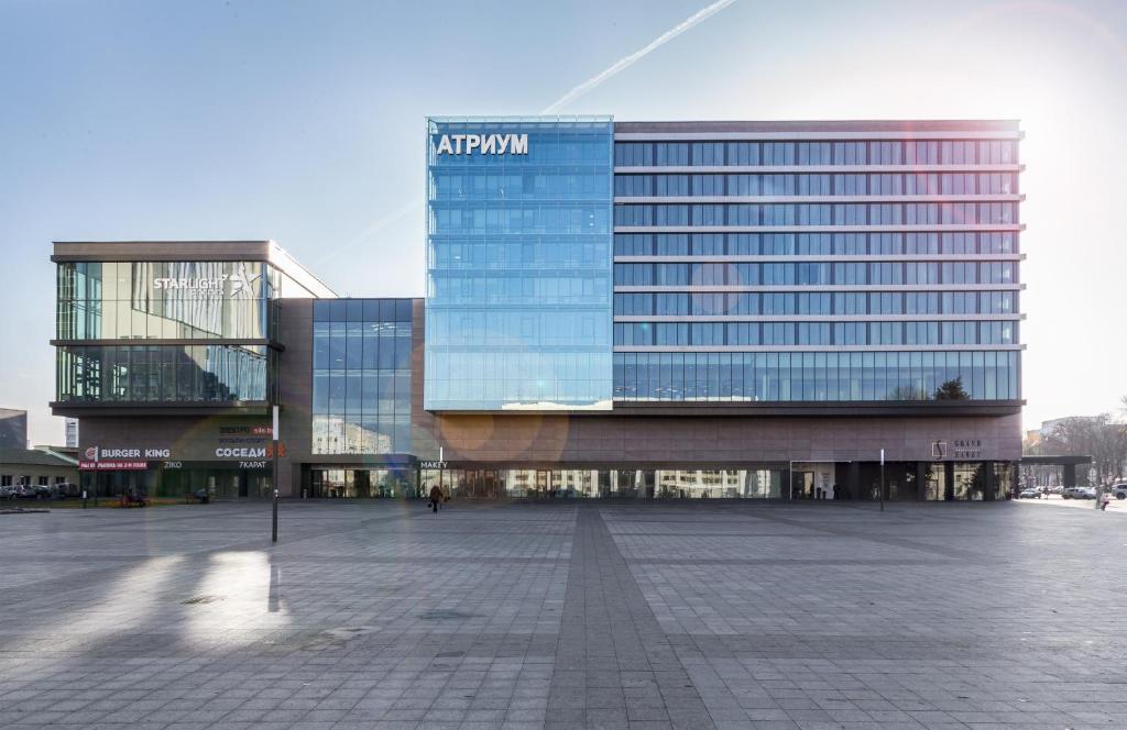 Отель Hotel ATRIUM - фото №61