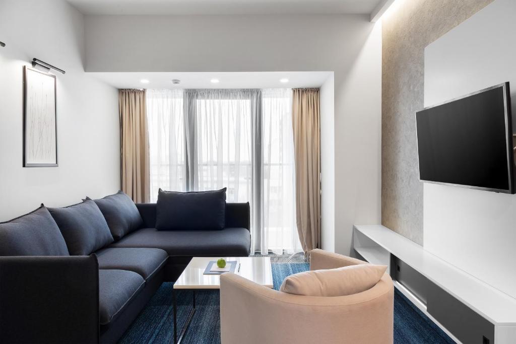 Отель Hotel ATRIUM - фото №69
