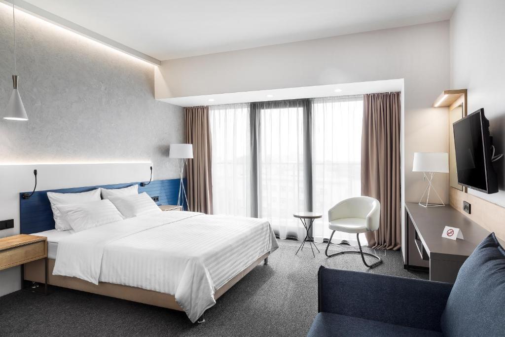 Отель Hotel ATRIUM - фото №7