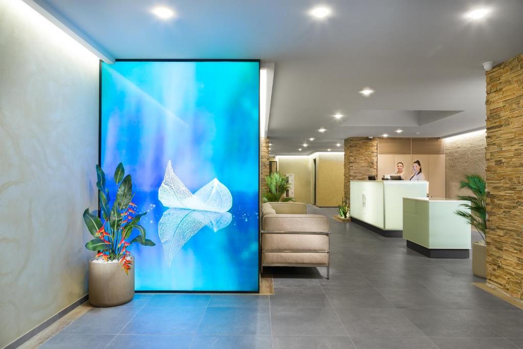 Отель Hotel ATRIUM - фото №22