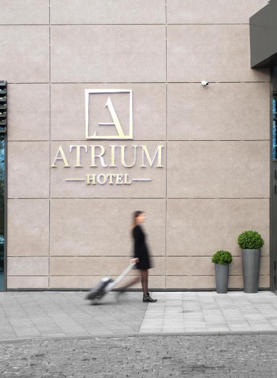 Отель Hotel ATRIUM - фото №33