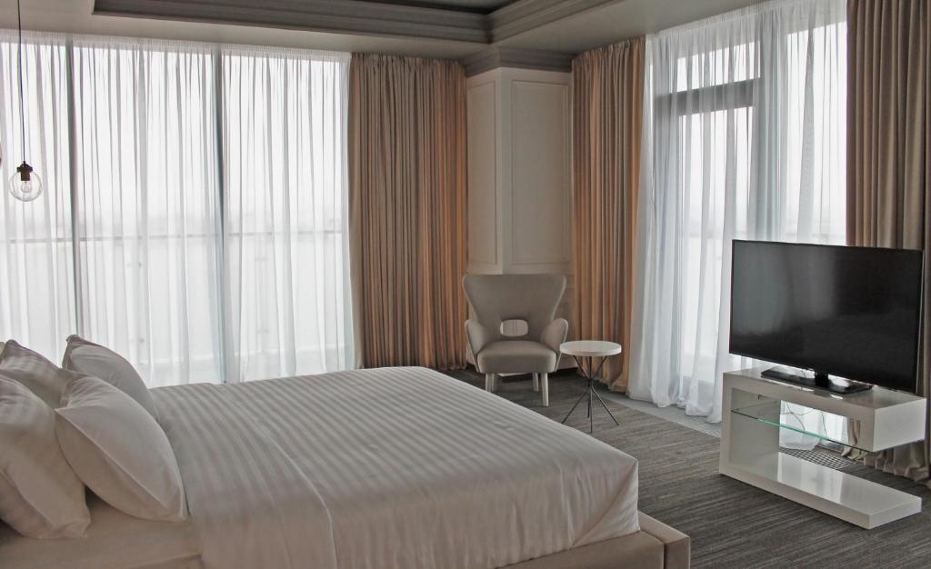 Отель Hotel ATRIUM - фото №41