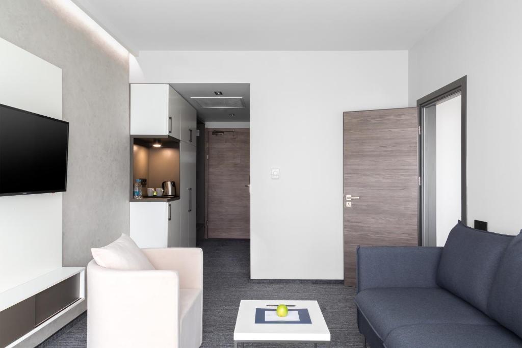Отель Hotel ATRIUM - фото №73