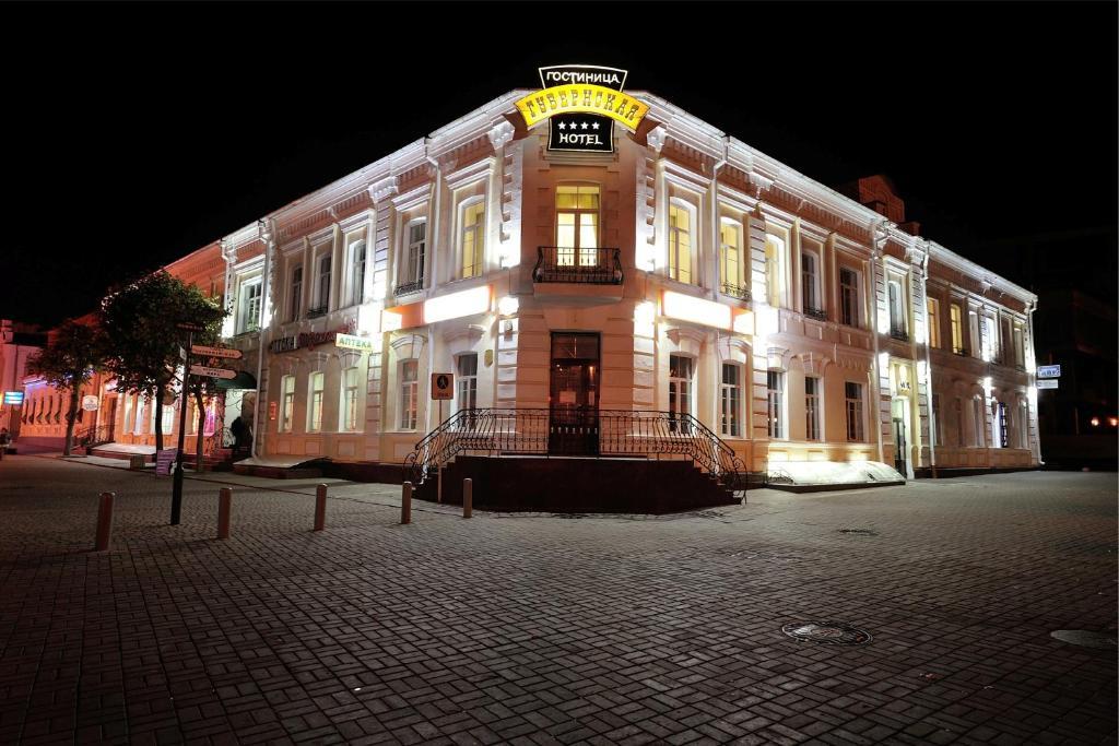Отель Губернская - фото №2