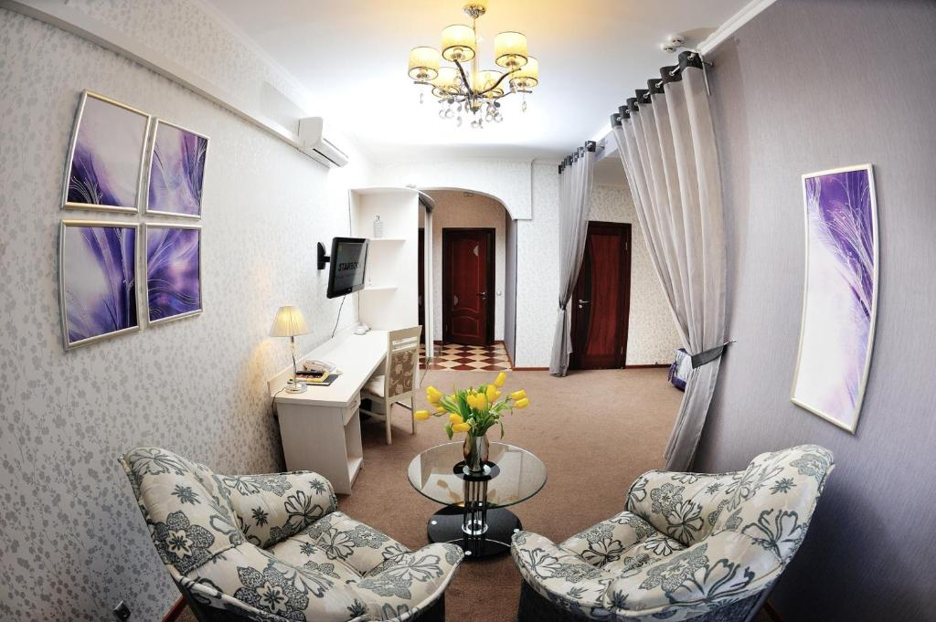 Отель Губернская - фото №48