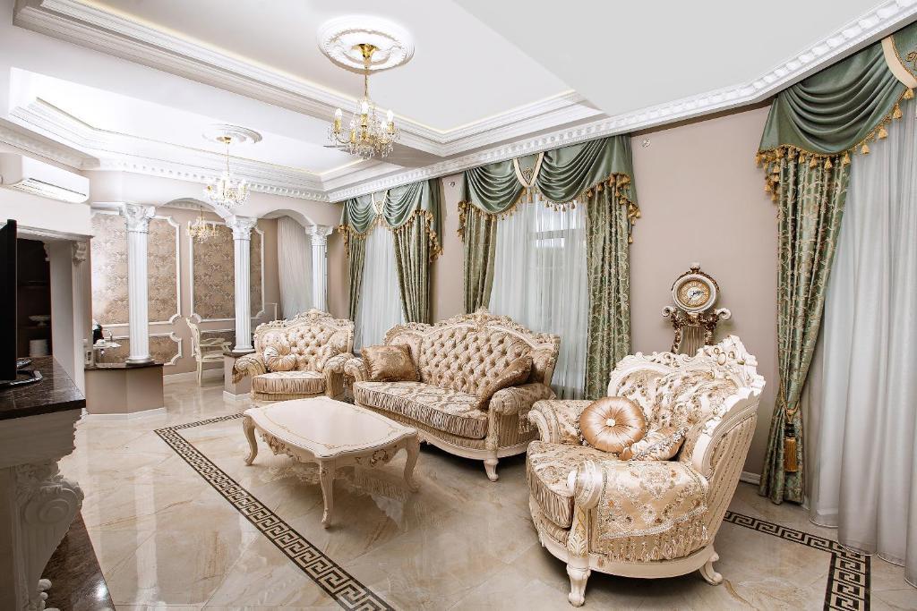 Отель Губернская - фото №12