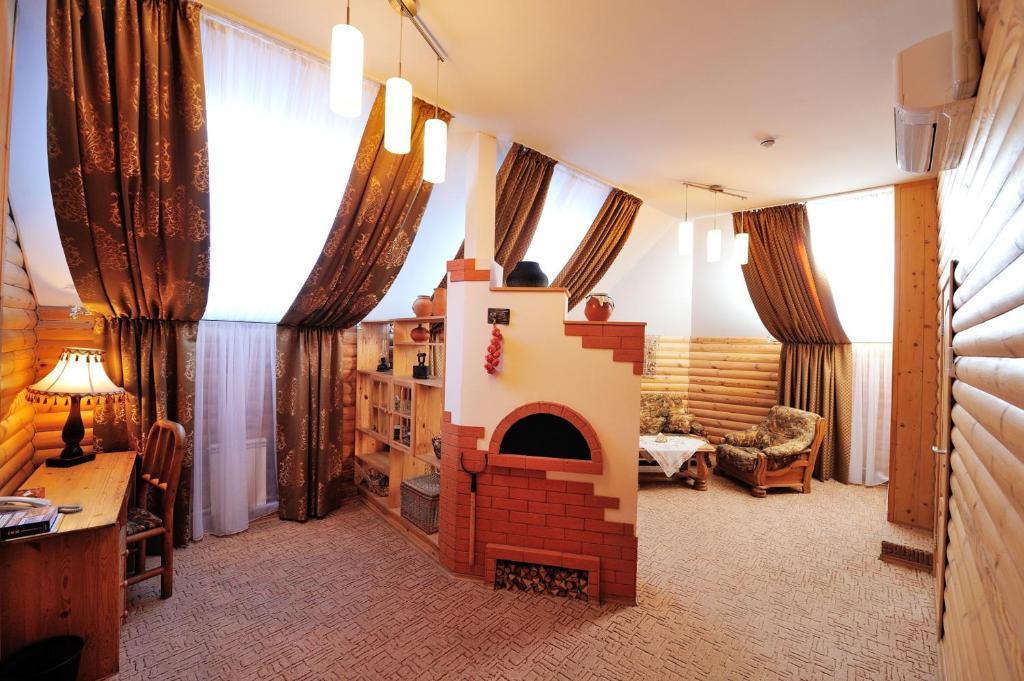 Отель Губернская - фото №56