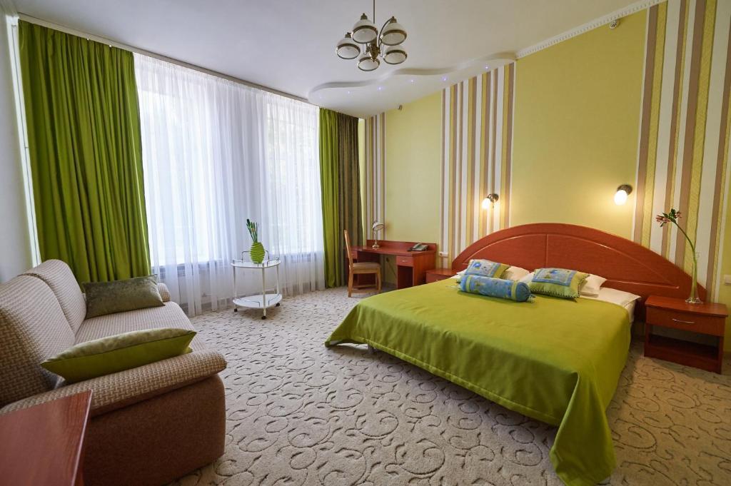 Отель Губернская - фото №66