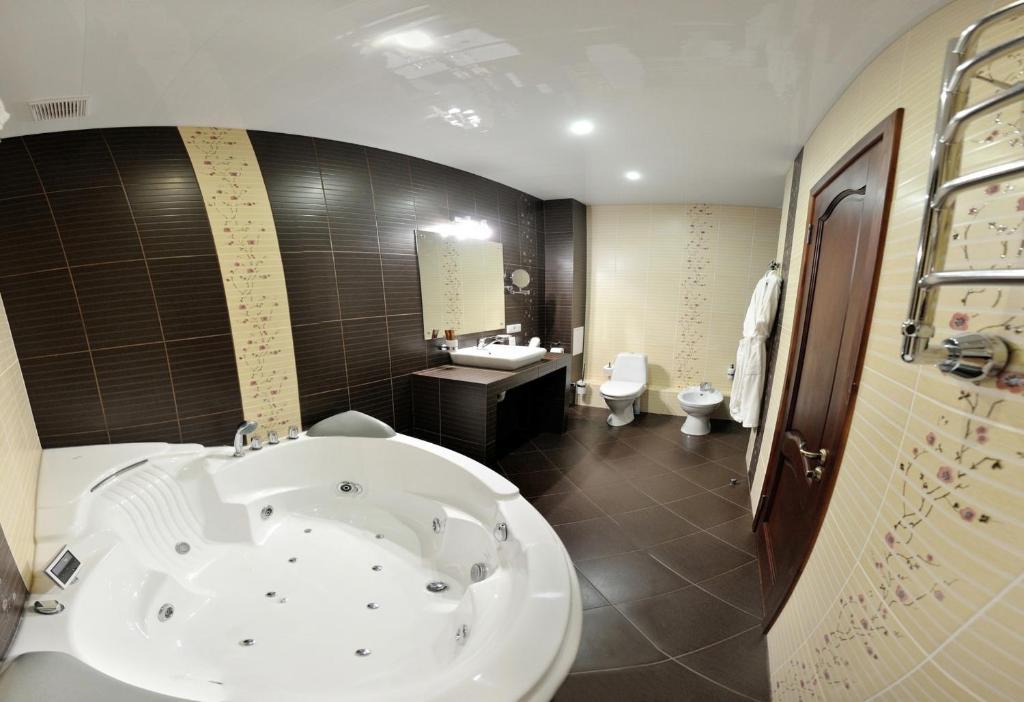 Отель Губернская - фото №54