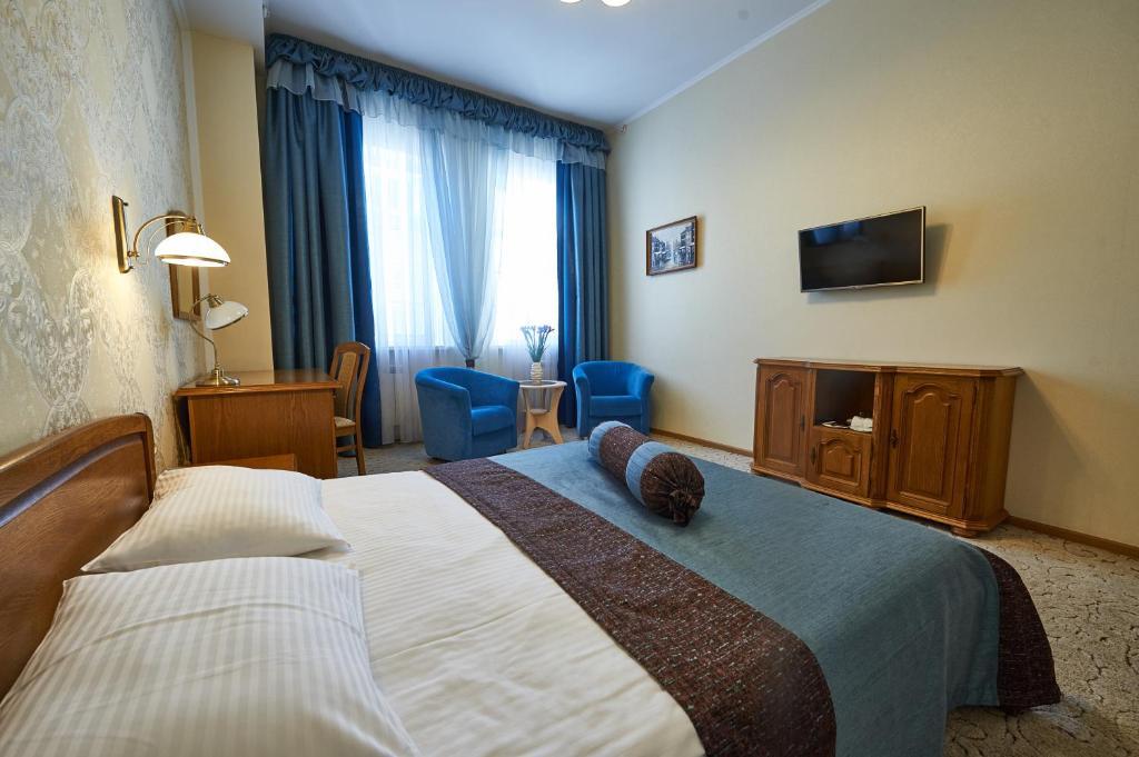 Отель Губернская - фото №64
