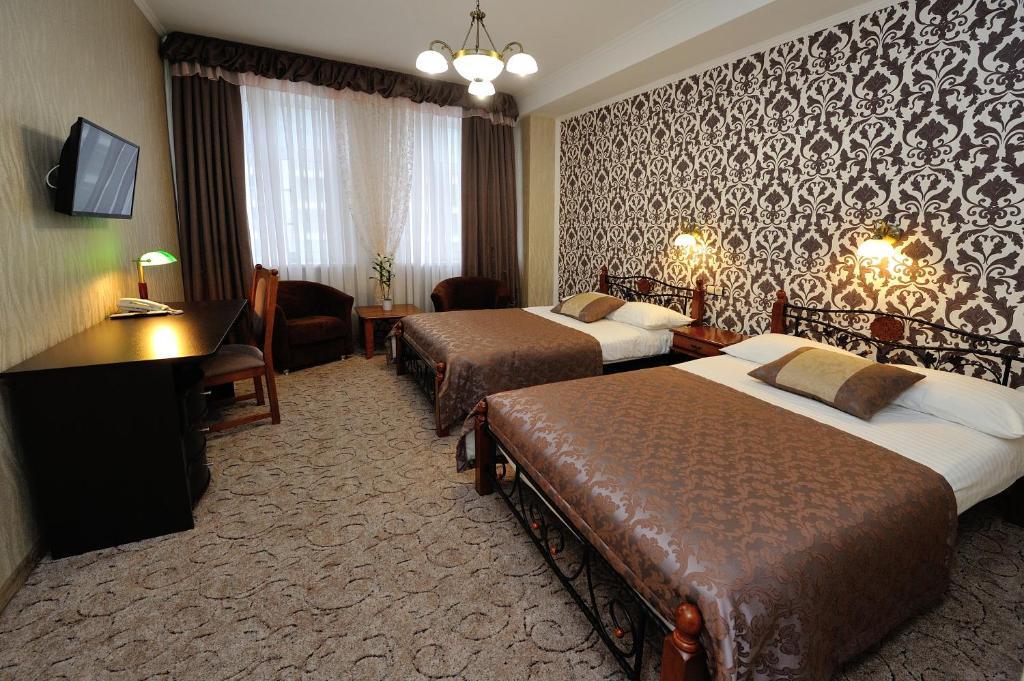 Отель Губернская - фото №72