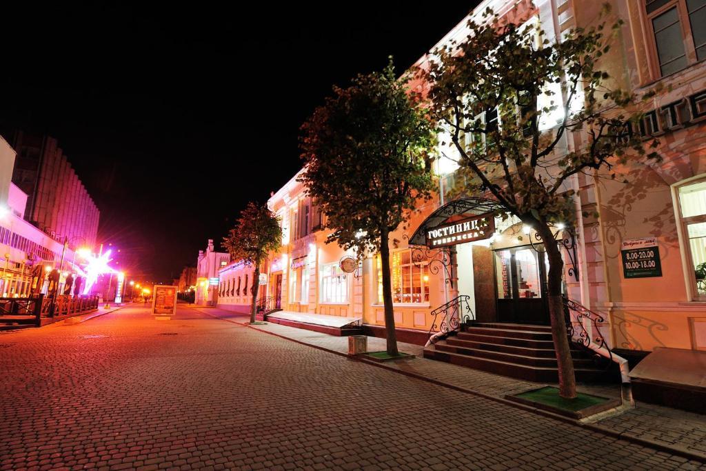 Отель Губернская - фото №62