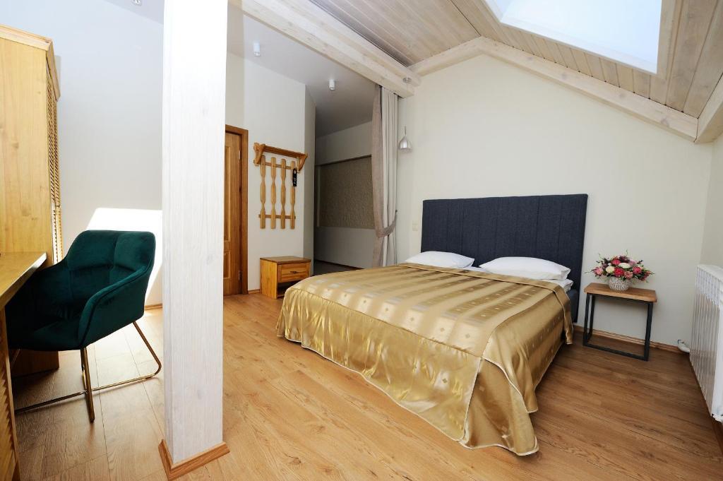 Отель Губернская - фото №21