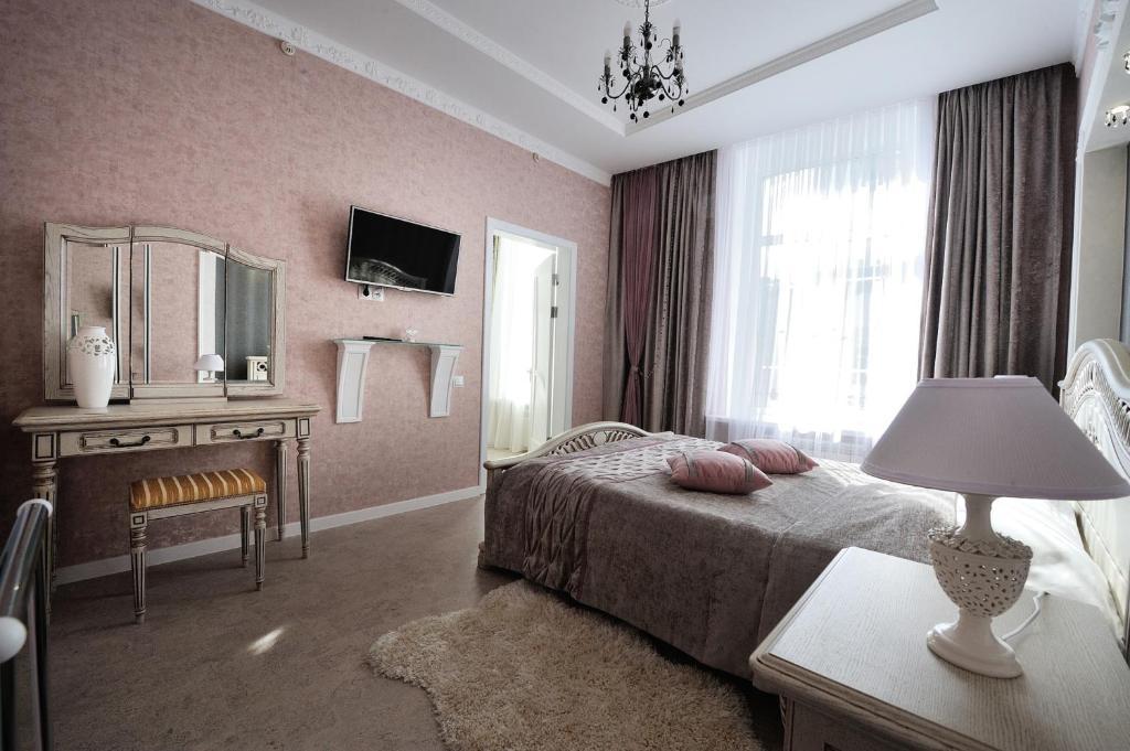 Отель Губернская - фото №52
