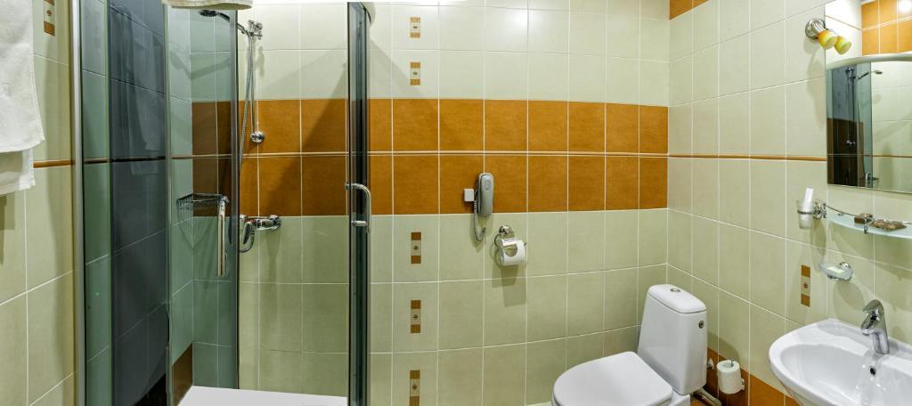 Отель Губернская - фото №24