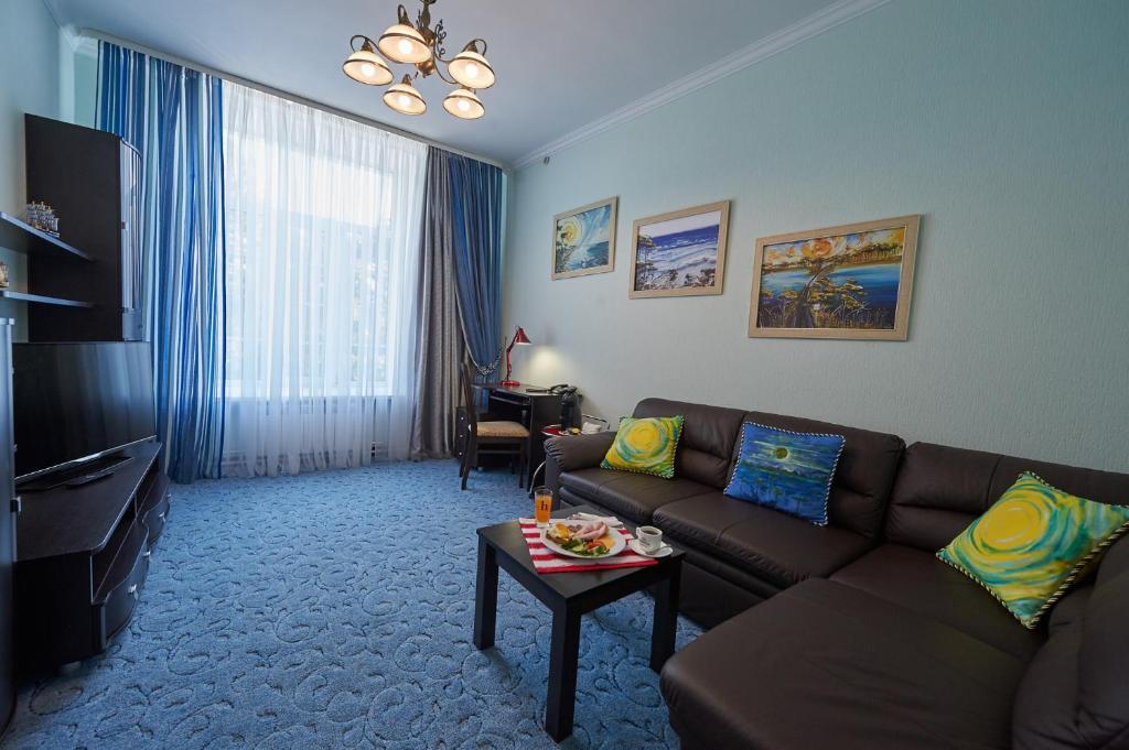 Отель Губернская - фото №29