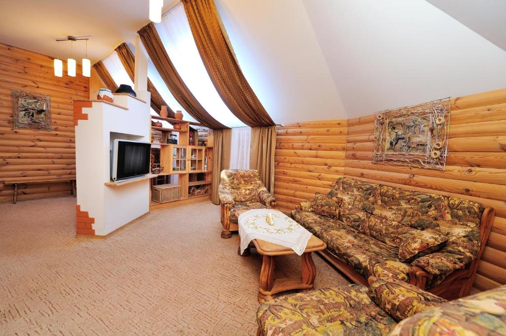 Отель Губернская - фото №55