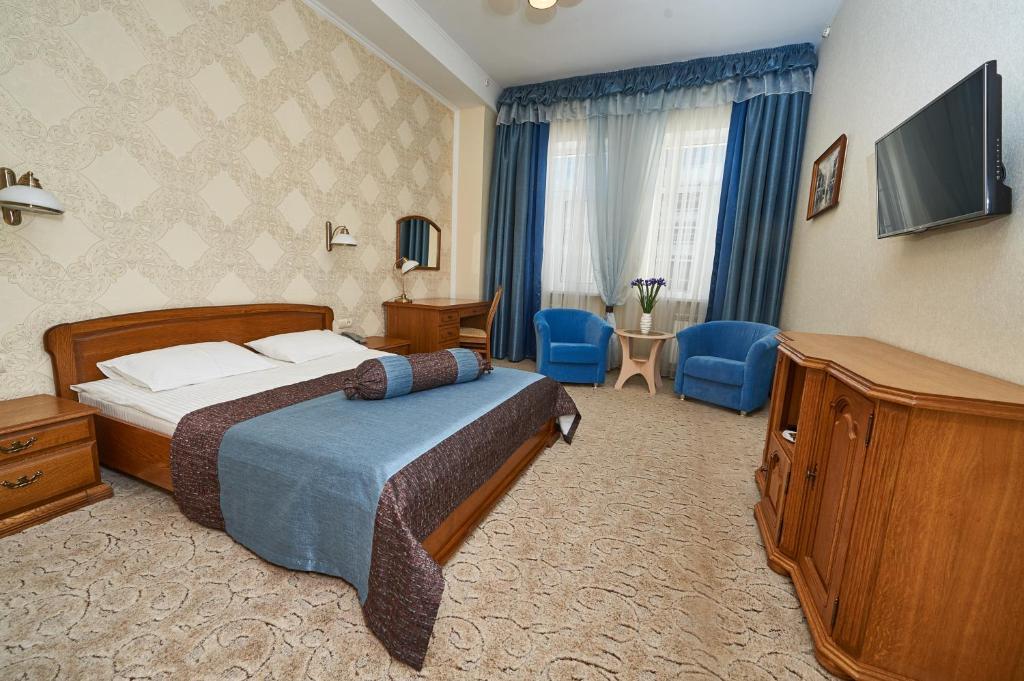 Отель Губернская - фото №65