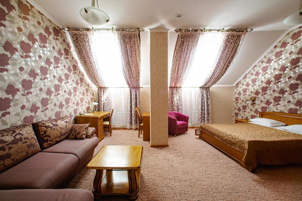 Отель Губернская - фото №75