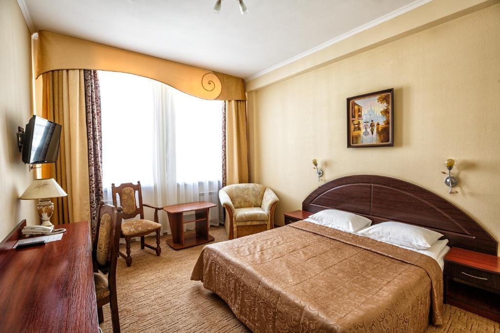 Отель Губернская - фото №78
