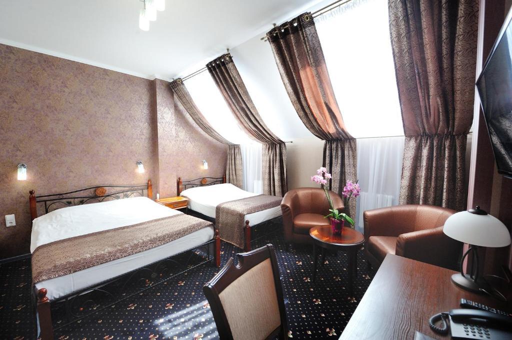 Отель Губернская - фото №73