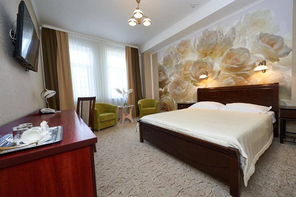 Отель Губернская - фото №63
