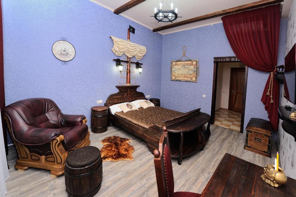 Отель Губернская - фото №71
